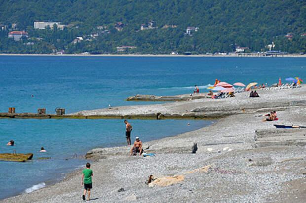 Россиянка описала отдых в Абхазии словами «какое же позорище»