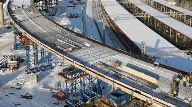 Хордовые магистрали должны быть готовы к сдаче в 2023 году