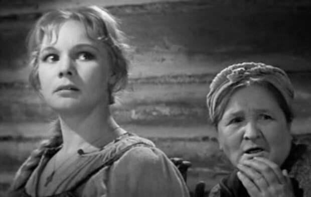Кадр из фильма *Капитанская дочка*, 1958 | Фото: kino-teatr.ru