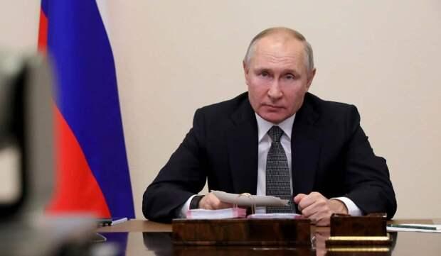 Путин пообещал не бросать Донбасс: Несмотря ни на что