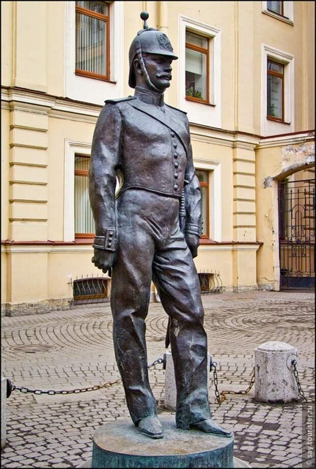 Санкт-Петербург. Интересные для туристов места и неформальные памятники и объекты. Часть 2