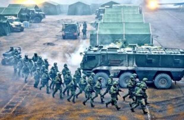 «Придется попотеть»: американцы оценили группировку российских войск
