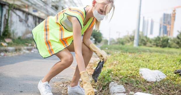Производители жвачки очистят улицы Англии за $14 млн