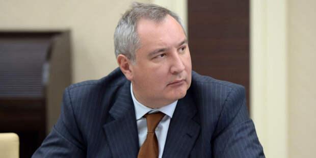 "Рогозин ""обогатился"" на СМИ"