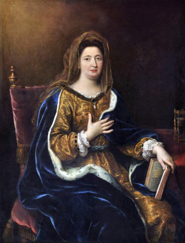 Франсуаза Д'Обинье: Чёрная королева, или Последняя любовь Людовика XIV