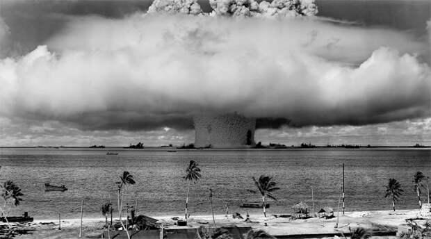 10 ядерных взрывов сотрясших всю планету