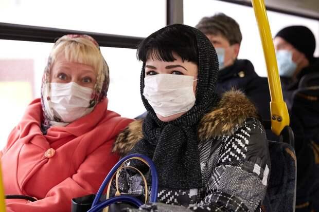 Новые штрафы за нарушение масочного режима озвучили в Ростове