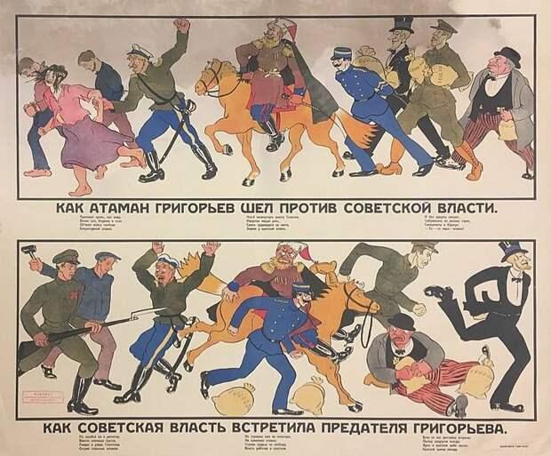 Восстание в Малороссии. Как провалился «блицкриг» григорьевцев