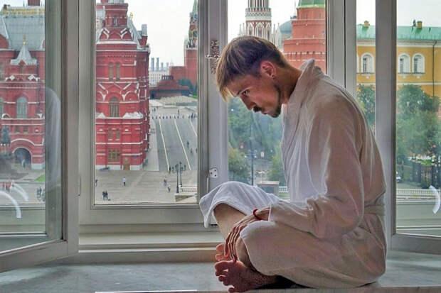 Дима Билан госпитализирован с воспалением лёгких