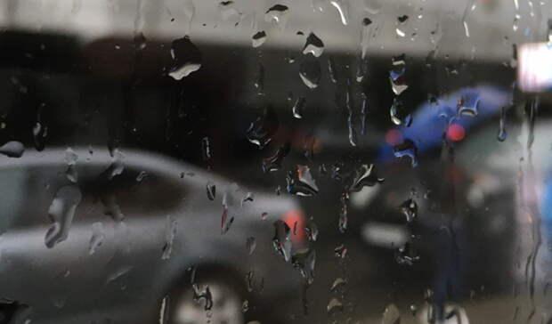 Погода вОмске усложнит жизнь автолюбителям ипешеходам