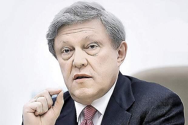 Григорий Явлинский: Почти четверть выделяемых средств разворовывается