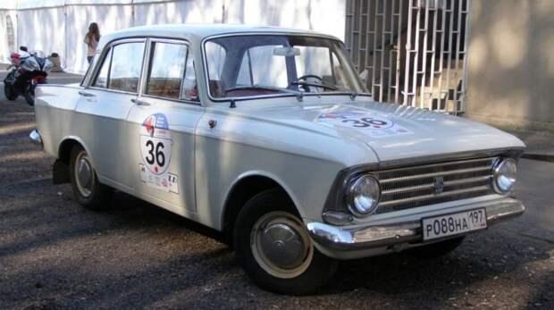 Москвич-408 — ижевский первенец авто, автомобили, азлк, олдтаймер, ретро авто, советские автомобили