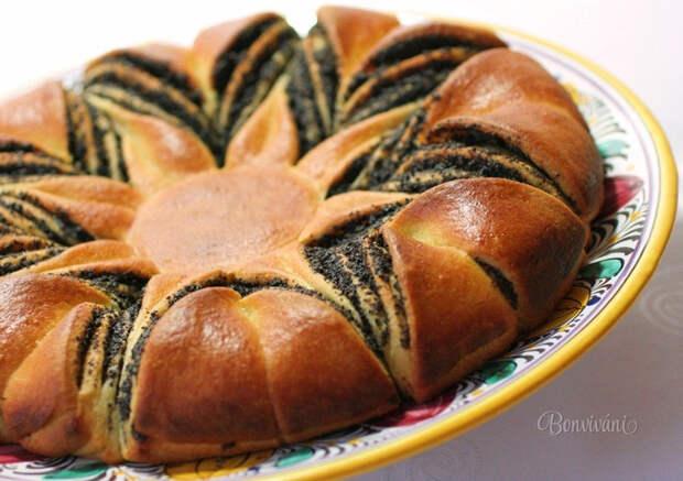 Вкусная выпечка. Маковый торт и маковый пирог (15) (700x493, 370Kb)