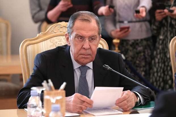 Лавров: Москва предлагала Вашингтону обнулить дипломатический конфликт