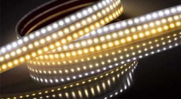 Светодиодные ленты. Преимущества