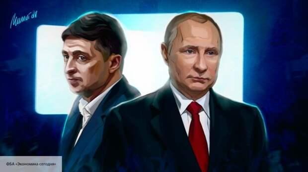 Безпалько рассказал, зачем Зеленский позвонил Путину по вопросу Донбасса