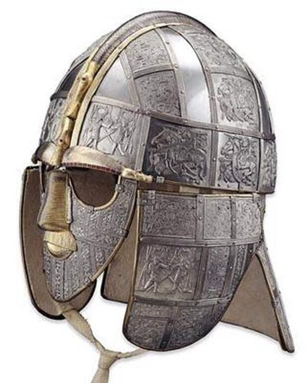 Самые дорогие шлемы. Часть одиннадцатая. Вендельские шлемы и шлем из Саттон-Ху