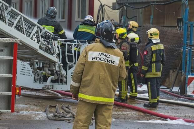 Семья из четырех человек погибла на пожаре в Тверской области