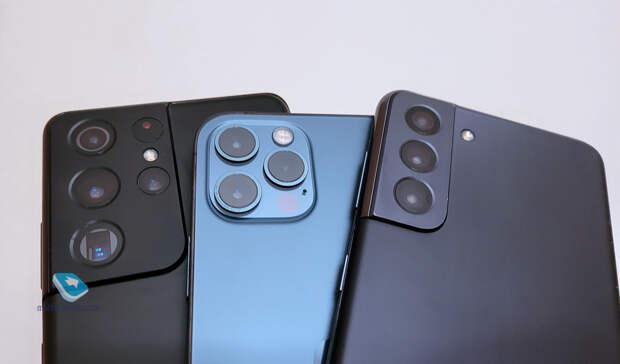 Слепое тестирование фотовозможностей Apple iPhone 12 Pro, Samsung Galaxy S21 и S21 Ultra