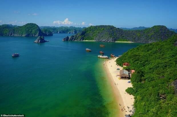 8. Бухта Халонг, Вьетнам красивые места, места, мир, путешествия, рейтинг, страны, туризм, фото