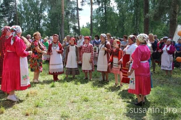 Международный фестиваль финно-угорских народов «Воршуд» пройдет в Удмуртии в сентябре