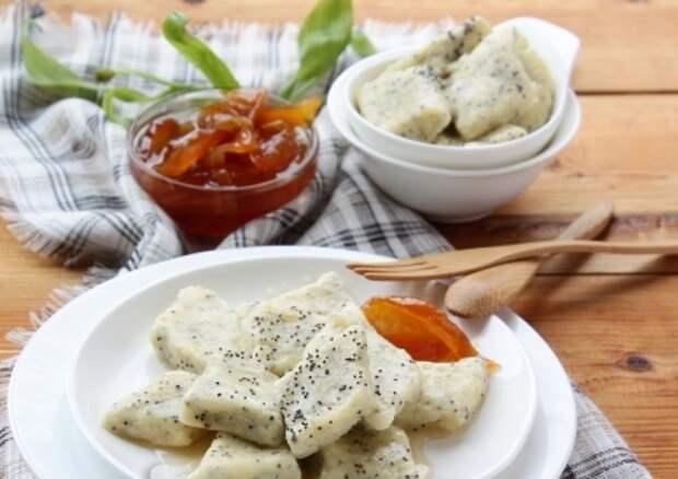 Рецепты по четвергам. Клёцки, ньокки, галушки, вареники. Сладкие ленивые вареники (4)
