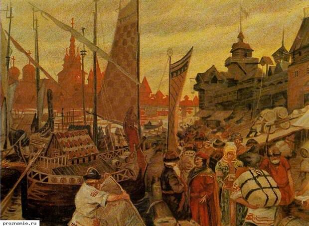Новгород и Скандинавия