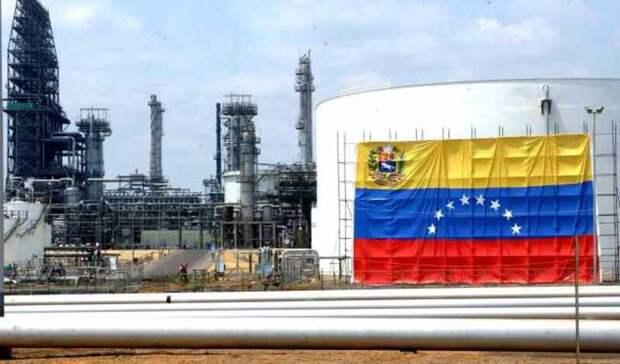 Chevron иReliance Industries хотят добиться отСША отмены запрета свопов нанефть Венесуэлы