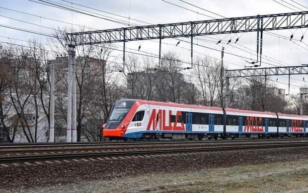 Расписание следующих через Лианозово электричек изменится в конце января