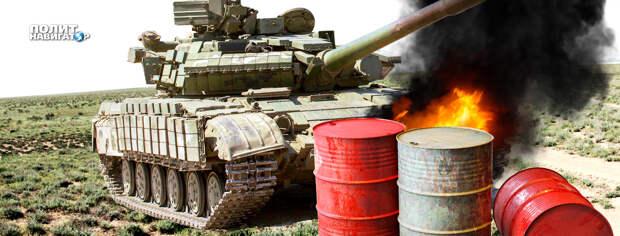 В Киеве боятся, что Лукашенко обидится и перестанет продавать топливо для танков