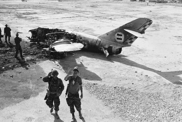 ВВС в арабо-израильском конфликте 1967 года