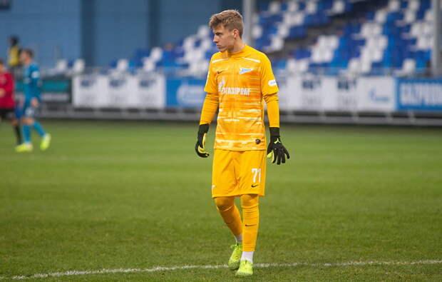... И плюс 17-летний вратарь - «Зенит» сформировал заявку для участия в Лиге чемпионов