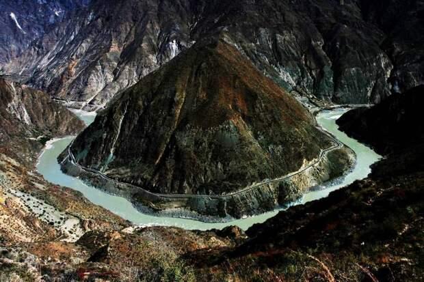 «Три параллельные реки» — самый красивый национальный парк Китая