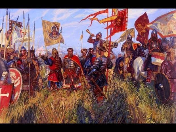 Рутения, название Руси на латыни. Поглощение одного термина другим. РУСЬ и РАТЬ -синонимы.