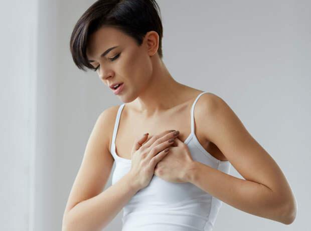 Признаки надвигающегося сердечного приступа