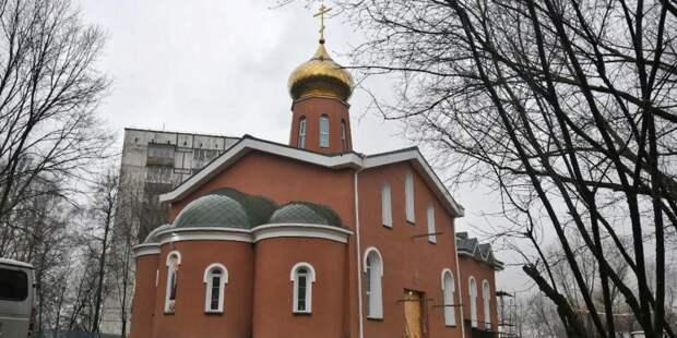 Храм. Фото: mos.ru