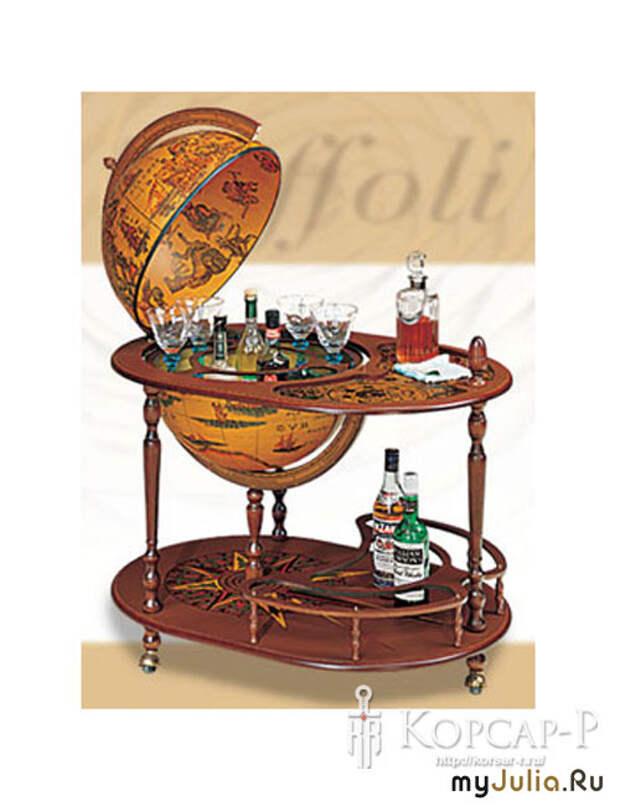 Немного об алкоголе или Пять советов для тех, кто хочет организовать дома мини-бар...