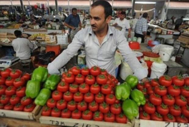 Продавец грузин не растерялся от нападок требовательной покупательницы
