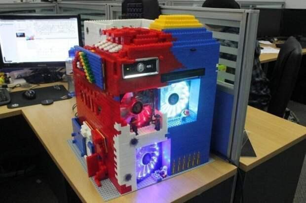 LEGO комп