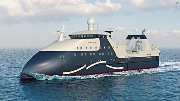 На Российской верфи умудряются строить корабли, которым нет равных пожалуй во всем мире