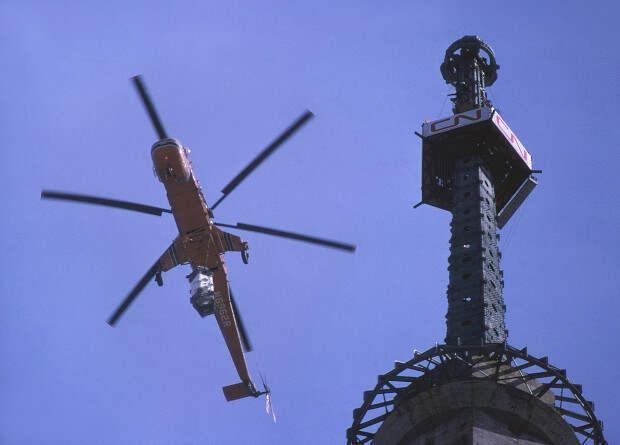 Американцы испытают опционально пилотируемый летающий кран в 2022 году