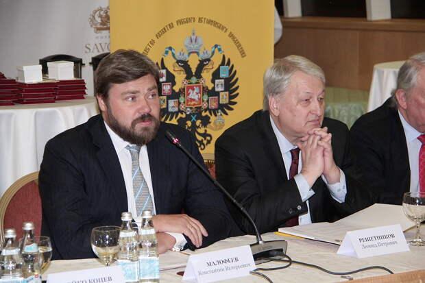Стрелков отругал Малофеева и Решетникова – стравливают патриотов России