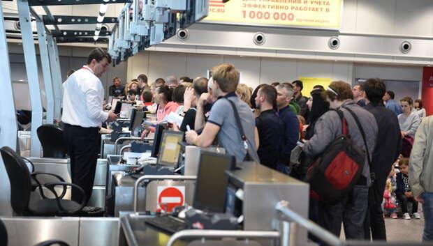 Почти 30 рейсов отменили и задержали в столичных аэропортах в воскресенье