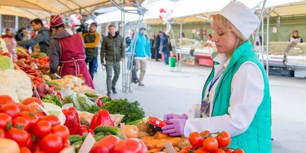 Ярмарки выходного дня в Москве начнут работу 2 апреля