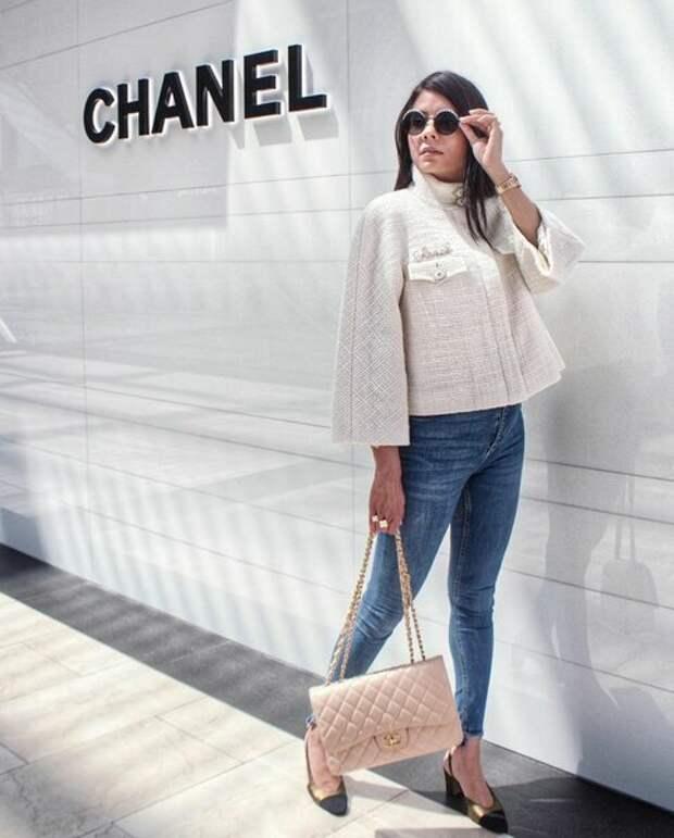 Жакет в стиле Шанель: как его носить стильно