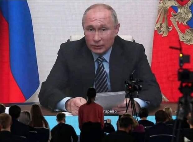 Путин отметил возросший интересе россиян к внутреннему туризму