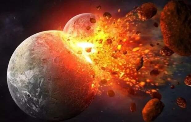 Под поверхностью Земли нашли другую планету