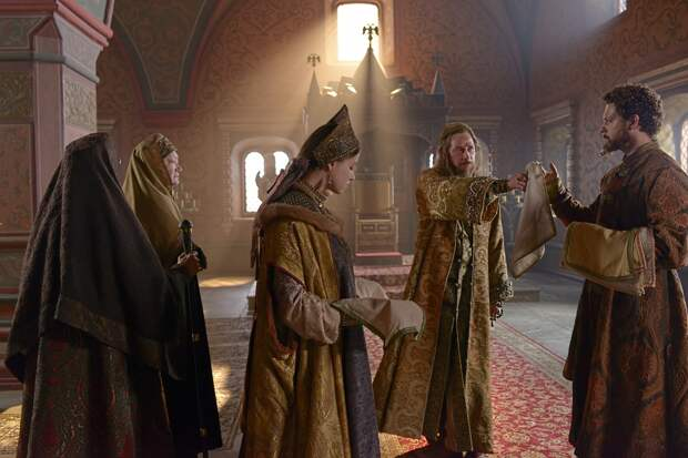 Константин Крюков, рассказал как он стал князем Андреем Курбским