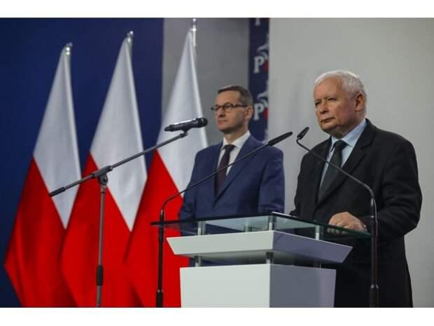Польша занялась любимым делом: бузит и бунтует
