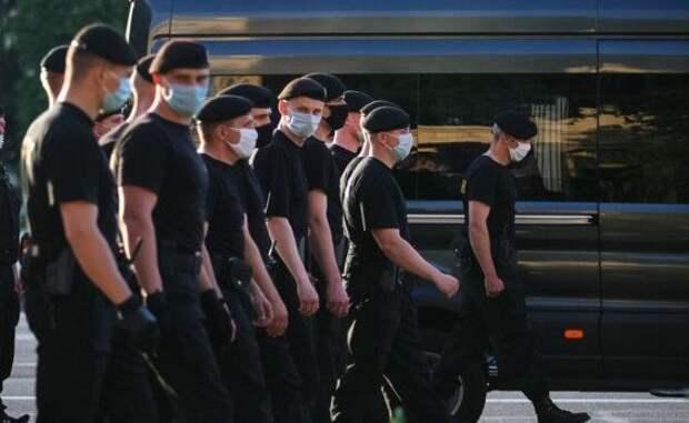 ВБелоруссии начали задерживать завопрос, как небыть задержанным